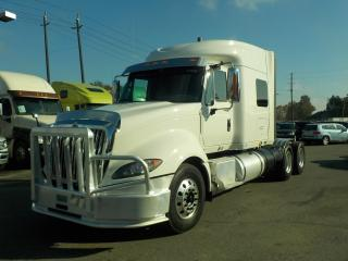 Used 2013 International Prostar+ Eagle Sleeper Cab Highway Tractor Diesel for sale in Burnaby, BC