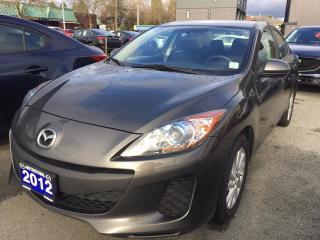 Used 2012 Mazda MAZDA3 GS for sale in Burnaby, BC