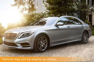 Used 2015 Mercedes-Benz S-Class S550 4MATIC, One Owner, 360Cam for sale in Winnipeg, MB