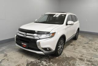 Used 2016 Mitsubishi Outlander GT for sale in Kitchener, ON