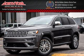 New 2018 Jeep Grand Cherokee New Car Summit 4x4|Blindspot|H/K Surround Audio|Park-Sense for sale in Thornhill, ON