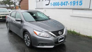 Used 2017 Nissan Altima 2.5 SV for sale in Richmond, ON