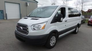 Used 2015 Ford Transit Wagon 150 Low Roof for sale in Stratford, ON