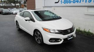Used 2015 Honda Civic SI for sale in Richmond, ON