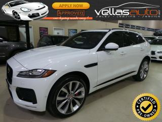 Used 2017 Jaguar F-PACE S| AWD| 22
