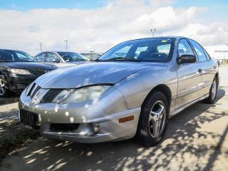 Used 2005 Pontiac Sunfire SLX for sale in Scarborough, ON