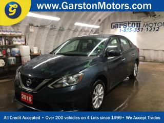 Used 2016 Nissan Sentra SV*BACK UP CAMERA*HEATED FRONT SEATS*PHONE CONNECT*PUSH BUTTON START*ECO/SPORT MODE*KEYLESS ENTRY* for sale in Cambridge, ON