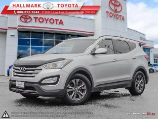 Used 2013 Hyundai Santa Fe 2.4L AWD Luxury for sale in Mono, ON