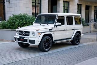 Used 2016 Mercedes-Benz G-Class G63 4MATIC for sale in Vancouver, BC