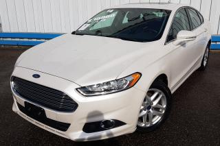 Used 2014 Ford Fusion SE *LEATHER-SUNROOF* for sale in Kitchener, ON