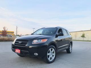 Used 2007 Hyundai Santa Fe 7 pass, AWD, Low Km, certify, 3/y warrnaty availab for sale in North York, ON