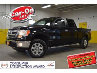 Used 2014 Ford F-150 XTR 5.0L 4X4 CREW LEATHER TAILGATE STEP REAR CAM for sale in Ottawa, ON