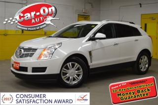 Used 2012 Cadillac SRX SRX4 LUXURY AWD REMOTE START for sale in Ottawa, ON