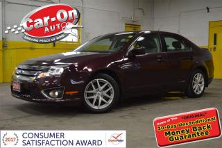 Used 2011 Ford Fusion SEL LOW KMS REMOTE START LOADED for sale in Ottawa, ON