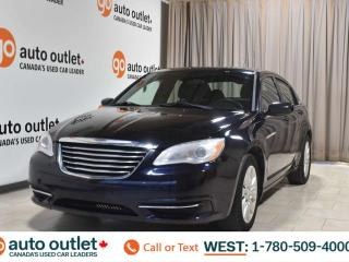 Used 2011 Chrysler 200 Lx, 2.4L I4, Fwd, Cloth seats for sale in Edmonton, AB