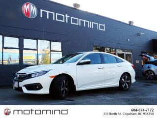 Used 2017 Honda Civic Touring for sale in Coquitlam, BC