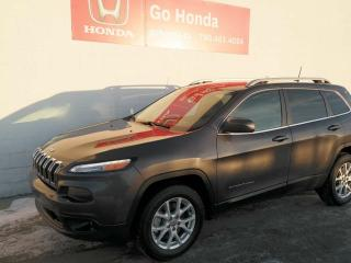 Used 2016 Jeep Cherokee North, 4X4, AWD for sale in Edmonton, AB