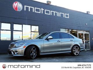 Used 2009 Mercedes-Benz C63 AMG 6.3L AMG for sale in Coquitlam, BC