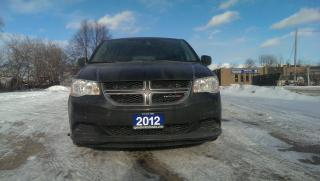 Used 2012 Dodge Grand Caravan SE NAVIGATION/BLUETOOTH for sale in Cambridge, ON