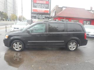 Used 2010 Dodge Grand Caravan SXT LOADED WITH POWER SLIDING DOORS for sale in Scarborough, ON