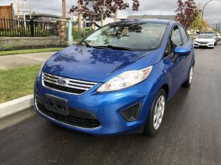 Used 2011 Ford Fiesta SE for sale in New Westminster, BC