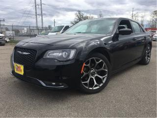 Used 2016 Chrysler 300 S LEATHER NAVIGATION PANORAMA ROOF for sale in St Catharines, ON