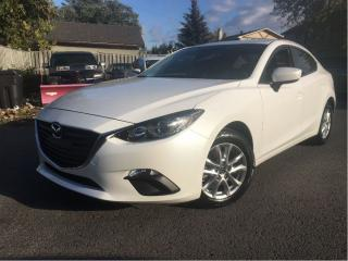 Used 2015 Mazda MAZDA3 GS BACK UP CAMERA HEATED FRONT SEATS MAGS for sale in St Catharines, ON