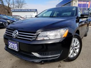 Used 2015 Volkswagen Passat 1.8 TSI Trendline-Super clean for sale in Mississauga, ON