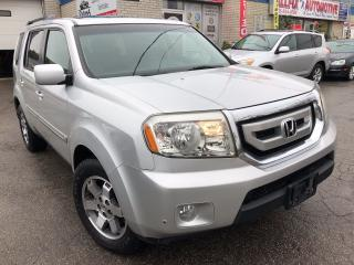 Used 2009 Honda Pilot Touring w/Navi_Backup Cam_DVD_8 Passengers for sale in Oakville, ON