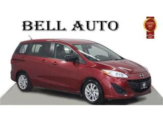 Used 2014 Mazda MAZDA5 GS 6 PASSENGER ALLOYS POWER GROUP for sale in North York, ON