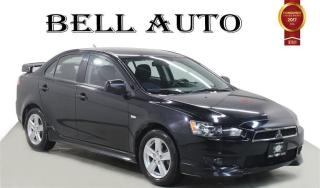Used 2009 Mitsubishi Lancer HEATED SEATS ALLOYS POWER GROUP DE PKG for sale in North York, ON