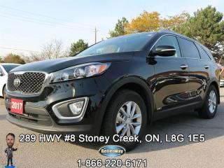 Used 2017 Kia Sorento 2.4L LX...FUN POWERFUL AND UNSTOPPABLE!!! for sale in Stoney Creek, ON