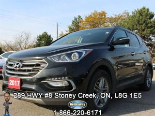 Used 2017 Hyundai Santa Fe Sport 2.4 Premium...LOADED AND READY!!! for sale in Stoney Creek, ON