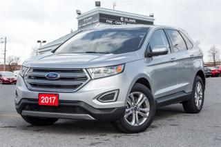 Used 2017 Ford Edge LEATHER| PANO | NAVI | STARTER | CLEAN CARPROOF| for sale in Mississauga, ON