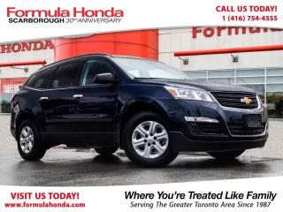 Used 2017 Chevrolet Traverse LS | REAR-VIEW CAMERA | BLUETOOTH for sale in Scarborough, ON