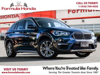 Used 2017 BMW X1 XDRIVE 28i   ALL WHEEL DRIVE   NEAR BRAND NEW for sale in Scarborough, ON