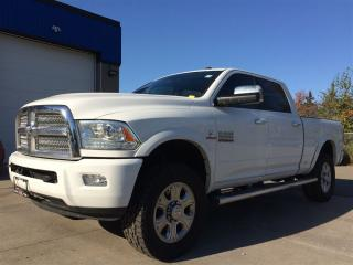 Used 2014 Dodge Ram 2500 Longhorn**CUMMINS**LOADED**CAR PROOF CLEAN** for sale in Mississauga, ON