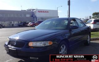 Used 2003 Buick Regal LS |AS-IS SUPER SAVER| for sale in Scarborough, ON