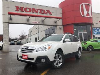 Used 2013 Subaru Outback 2.5i Touring, AWD, alloy wheels for sale in Scarborough, ON