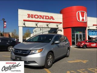 Used 2015 Honda Odyssey EX-L w/RES, SOLD for sale in Scarborough, ON