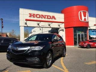 Used 2014 Acura MDX Base, $0.00 carproof, one owner for sale in Scarborough, ON