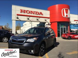 Used 2015 Subaru Forester 2.0XT Premium, one owner, clean carproof for sale in Scarborough, ON