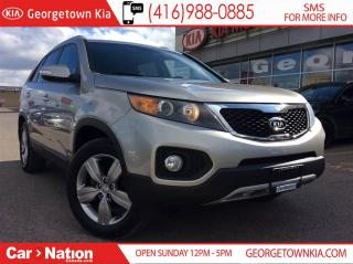 Used 2013 Kia Sorento EX | AWD | LEATHER | ONE OWNER | RARE FIND | for sale in Georgetown, ON