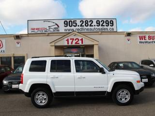 Used 2014 Jeep Patriot North, AWD, Alloys, WE APPROVE ALL CREDIT for sale in Mississauga, ON