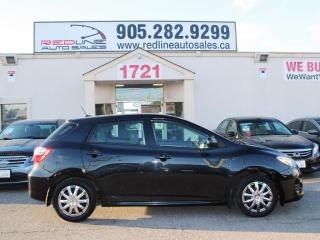 Used 2010 Toyota Matrix WE APPROVE ALL CREDIT for sale in Mississauga, ON
