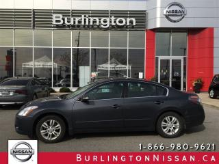 Used 2011 Nissan Altima 2.5 S for sale in Burlington, ON