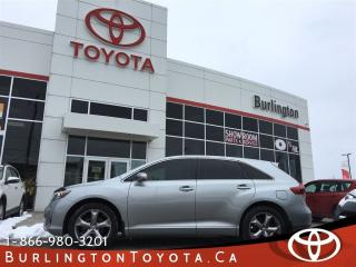 Used 2015 Toyota Venza LIMITED BIG EXTENDED WARRANTY for sale in Burlington, ON