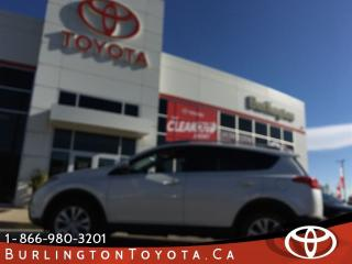 Used 2013 Toyota RAV4 Limited LOW LOW KM'S for sale in Burlington, ON
