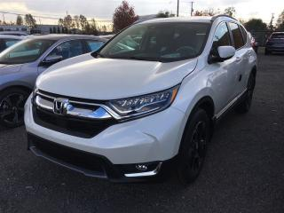 New 2017 Honda CR-V Touring for sale in Richmond, BC