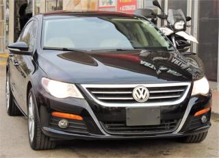 Used 2011 Volkswagen Passat CC Sportline for sale in Etobicoke, ON